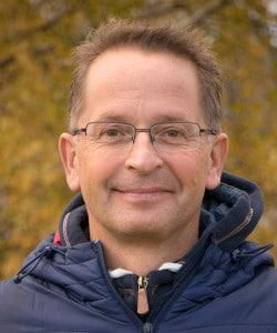 Jan Stenström - målare i Avesta