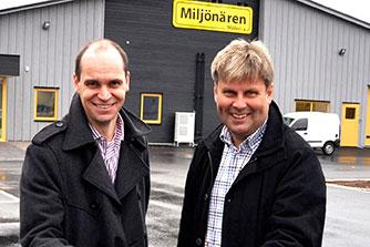 Klas och Andreas